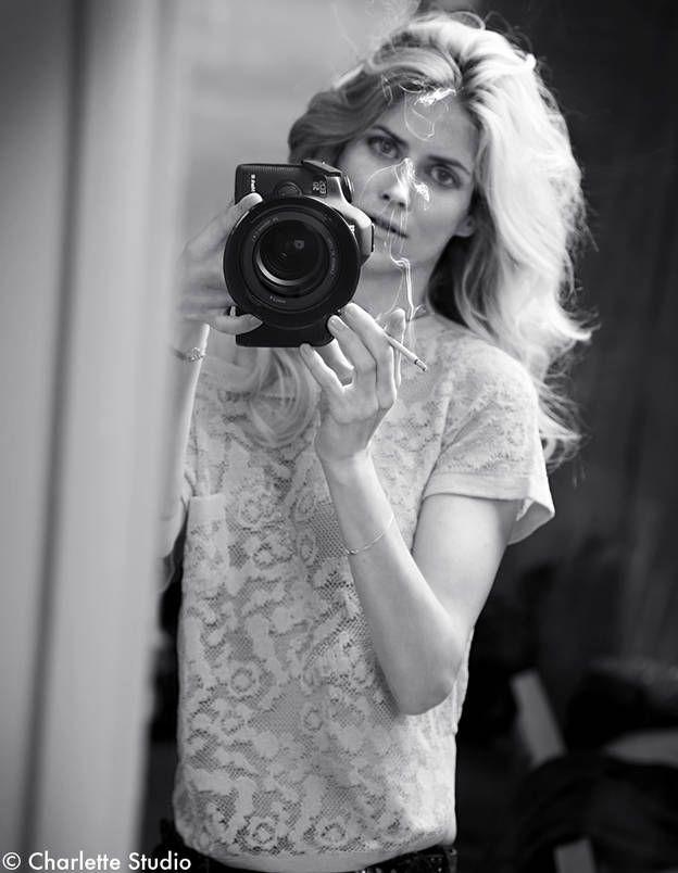 Alice Taglioni, un autoportrait à la lettre - Elle