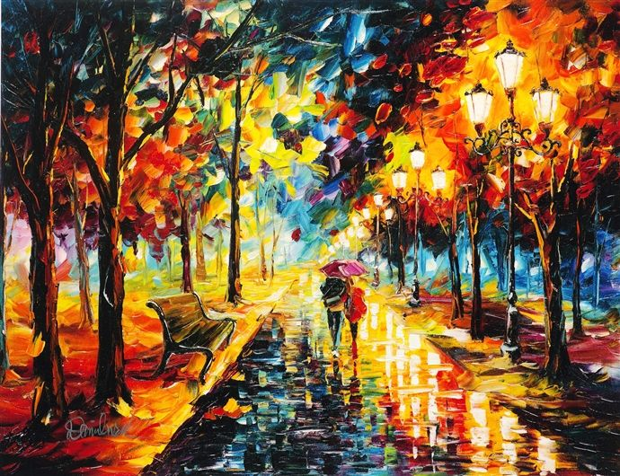 Browse Artwork By Daniel Wall Canvas Painting Oil Painting On