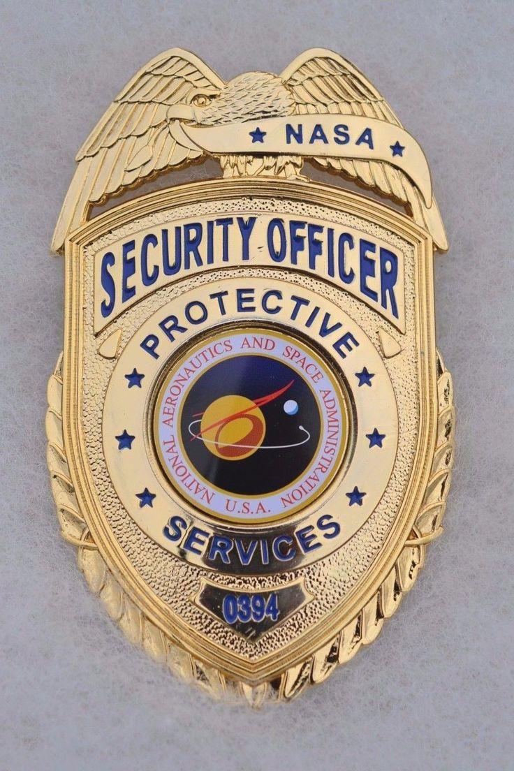 SECURITY OFFICER, NASA SPACE CENTER PROTECTIVE SERVICES