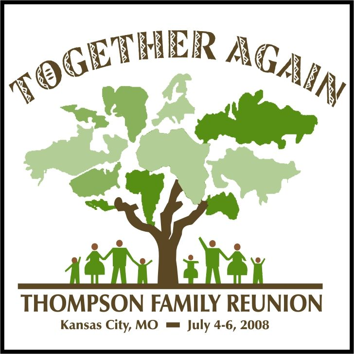 friendship tree template - 1000 images about reunion t shirts on pinterest
