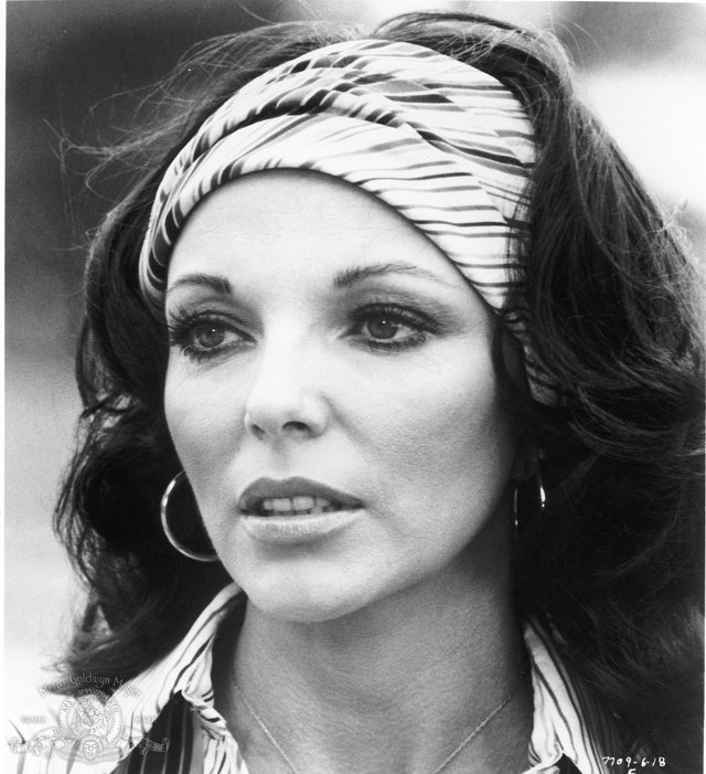 Still of Joan Collins in Empire of the Ants