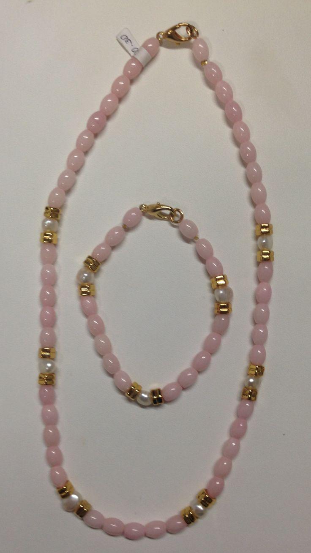 Cristal con perla