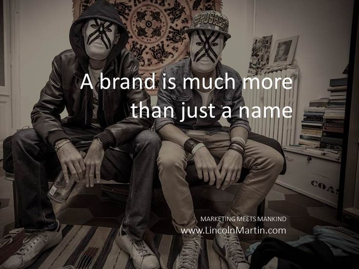 A brand is much more than a product, a brand name, a logo, a symbol, a slogan, an ad, a jingle, a spokesperson; these are just tangible components of a brand – not the brand itself!  MARKETING MEETS MANKIND www.LincolnMartin.com  #Branding #Marketing #Advertising  #LincolnMartin #Dubai