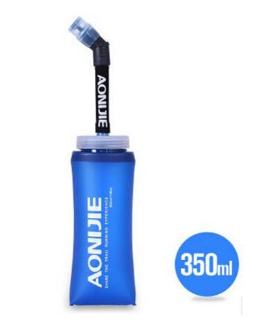 AONIJIE Foldable Silicone Water Bottle