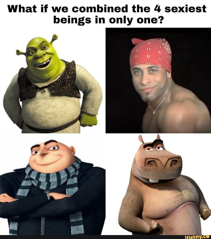 What If We Combined The 4 Sexiest Beings In Only One -7954