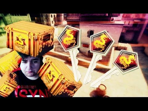 CS:GO NOWA OPERACJA - WILDFIRE CASE OPENNING