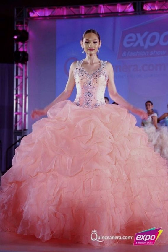 5f1f2e3ed9 Quinceanera dress - Quinceanera is a tradition which originally came from  the Latin America