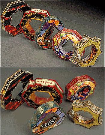 284 best images about jewelry recycled tin jewelry on for Can you recycle cookie tins