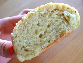 Easy Peasy No Yeast Italian Bread Recipe. No mixer required either!