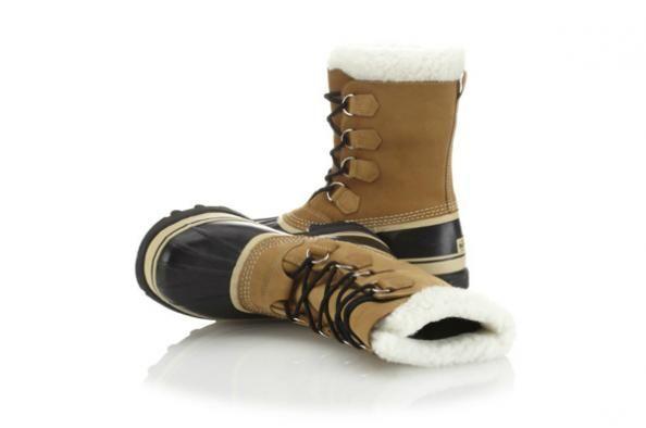 Best Winter Boots for Men: Sorel Men's Caribou Boot - The 7 Best Boots for Winter Weather - Men's Fitness