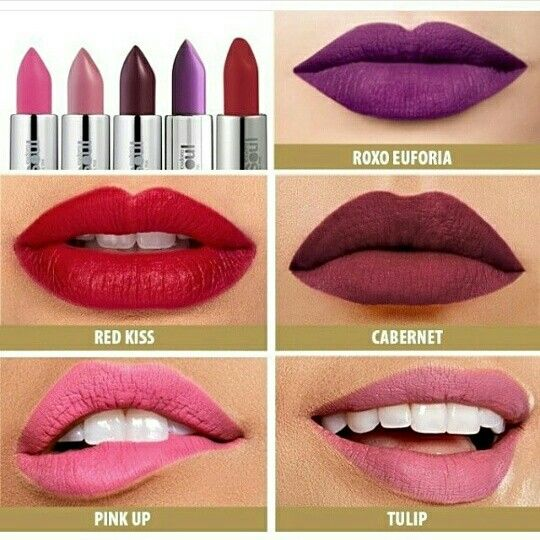 Batom mate de Eudora Soul Kiss Me www.natimusbeauty.com.br