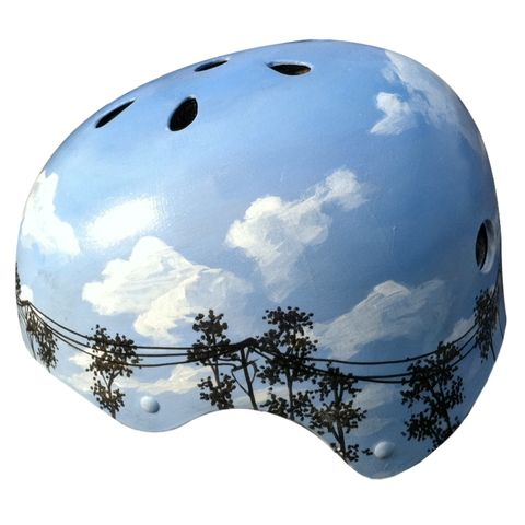 Blue Sky - Belle Helmets