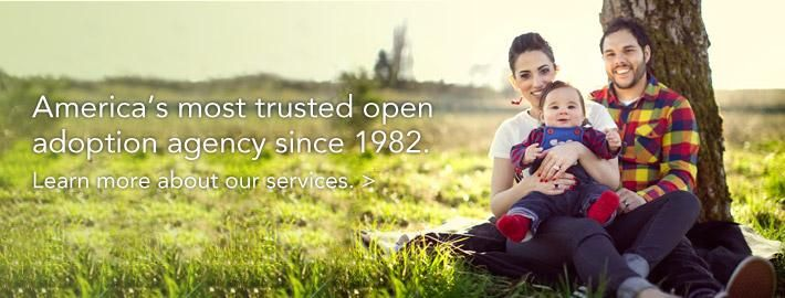Our adoption agency's site.   Open Adoption Agency   Independent Adoption Center