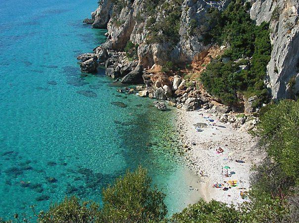 A fabulous beach in Sardinia #Italy #photo