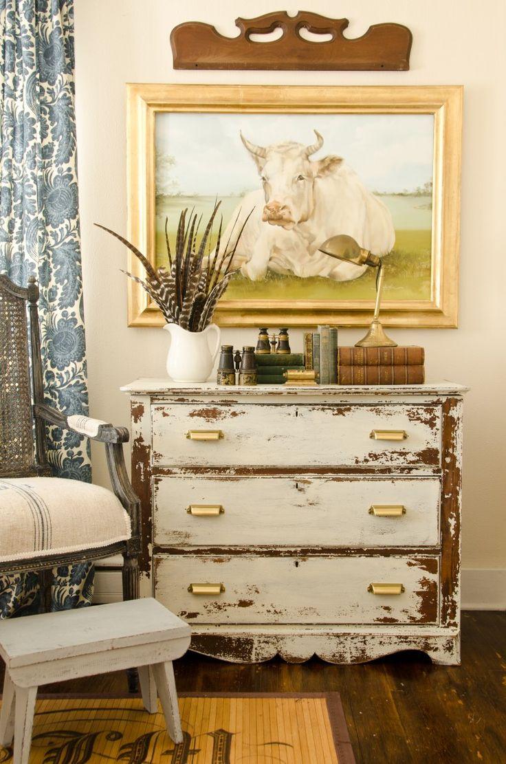 Die besten 25+ Holzmöbel im distressed stil Ideen auf Pinterest ...