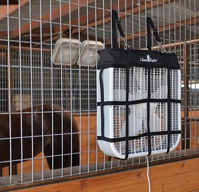 Classic Equine Fan bag #horse #barn #rodeo