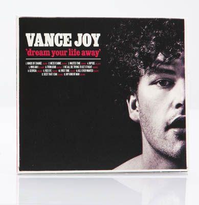Sanity Vance Joy, Dream Your Life Away, $21.99