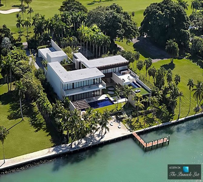 54 best images about most expensive homes miami on for Biggest house in miami