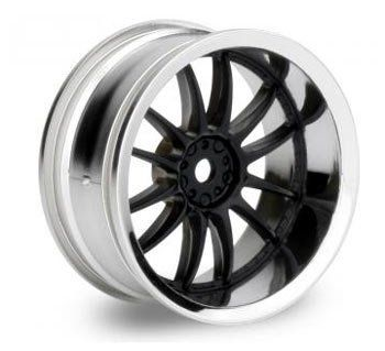 HPI Racing 3287 Work XSA 02C Wheel, 6mm Offset, Chrome and Black by HPI Racing. Save 23 Off!. $9.95. From the Manufacturer                HPI specializes in the kit-type R/C car or truck, which can come already assembled or in kit form, meaning you build it yourself or with a friend. While the kit R/C cars and trucks cost more at first, they are more durable and faster than toy R/C cars. You can also repair this type of R/C car or truck, which is usually impossible or very difficult to do…