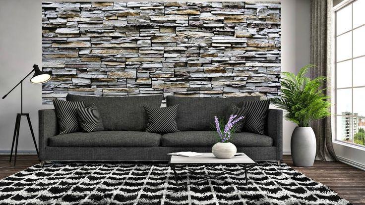 Artificial stone in the interior - PHOTO IDEAS
