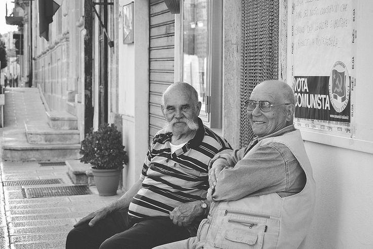 Montemesola_Puglia_Baffi  Photo: Virginia Pavoncello Black and White