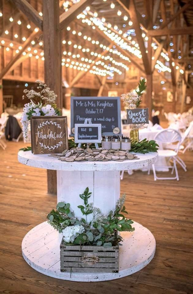 See How This Bride Packed Her Wedding With Tons Of Adorable Diy Details And Saved More Than 5 000 Outdoor Wedding Decorations Wedding Decorations On A Budget Diy Wedding Decorations