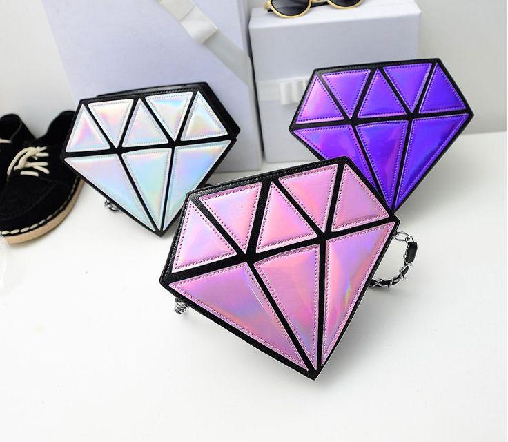Bolsa diamante