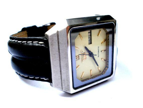 Vintage Reloj SEIKO 5 Automatico Mod. 7009 Day & por shopvintage1
