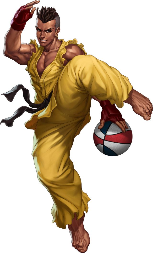 Street Fighter 3 Online Edition Sean Characters List Artwork (videogamesblogger, 01/17)