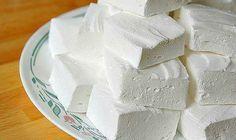 Domáce marshmallow