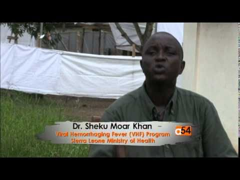 Sierra Leone Ebola  Published on Jul 1, 2014 Patients leave hospitals in parts of Sierra Leone fearing they may contract Ebola if admitted, stoking concerns about an increased spread of the deadly fever in West Africa. VOA's Vincent Makori reports.