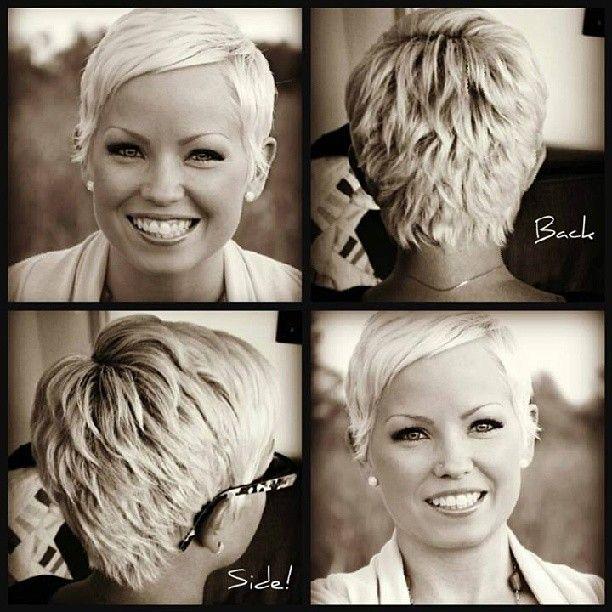 Love this pixie cut!