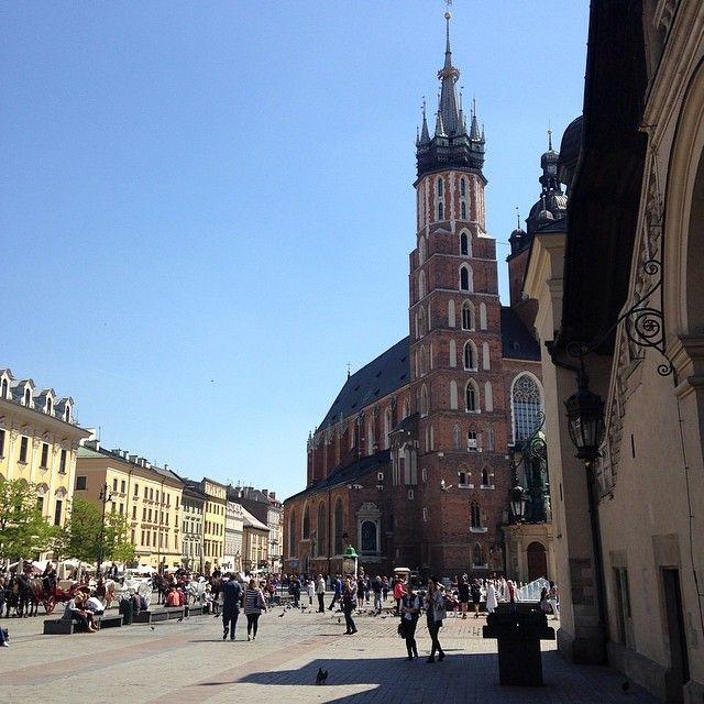 Pałac Bonerowski in Krakau, Polen