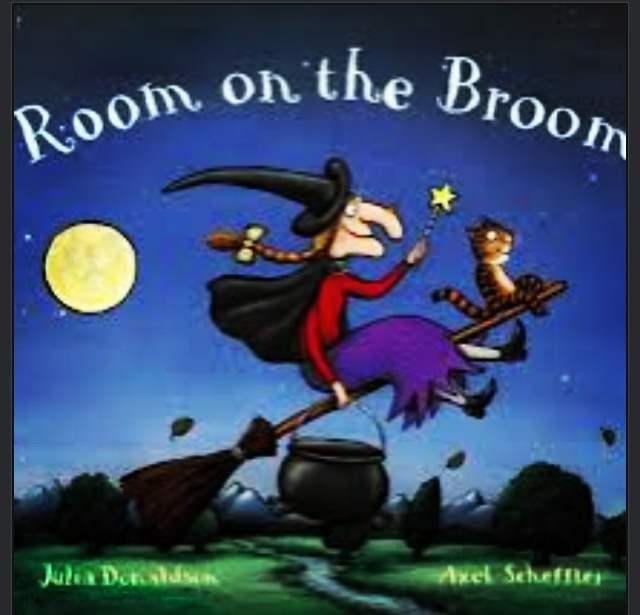 One of my favourite children's books! I was lucky enough to have the chance to meet the author, Julia Donaldson.