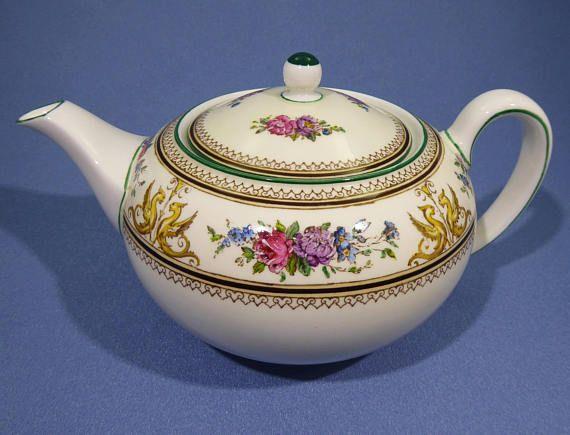 Wedgwood Tea Pot Wedgwood Columbia Tea Pot Wedgwood Ivory