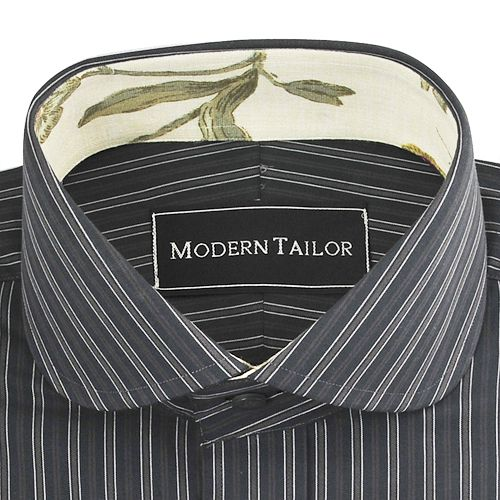 Custom Tailored Shirts #moderntailor #dressshirts #menstyle #menfashion http://moderntailor.com