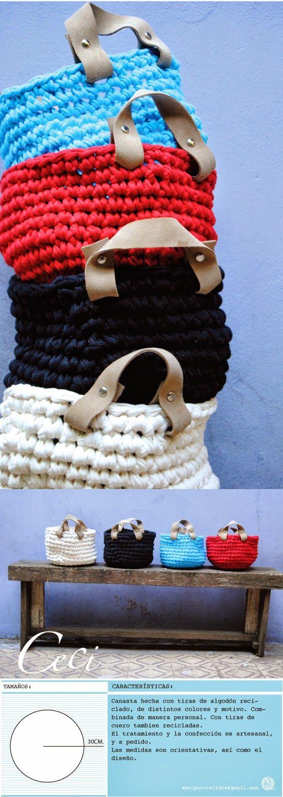 Crochet bags, яркие сумки, связанные крючком, - стильный аксессуар для лета. Морской стиль в одежде