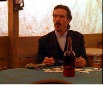 Picture Wyatt Earp Doc Holliday | 100 badass du cinéma, épisode 17 : Dennis Quaid, Kirk Douglas, Bruce ...