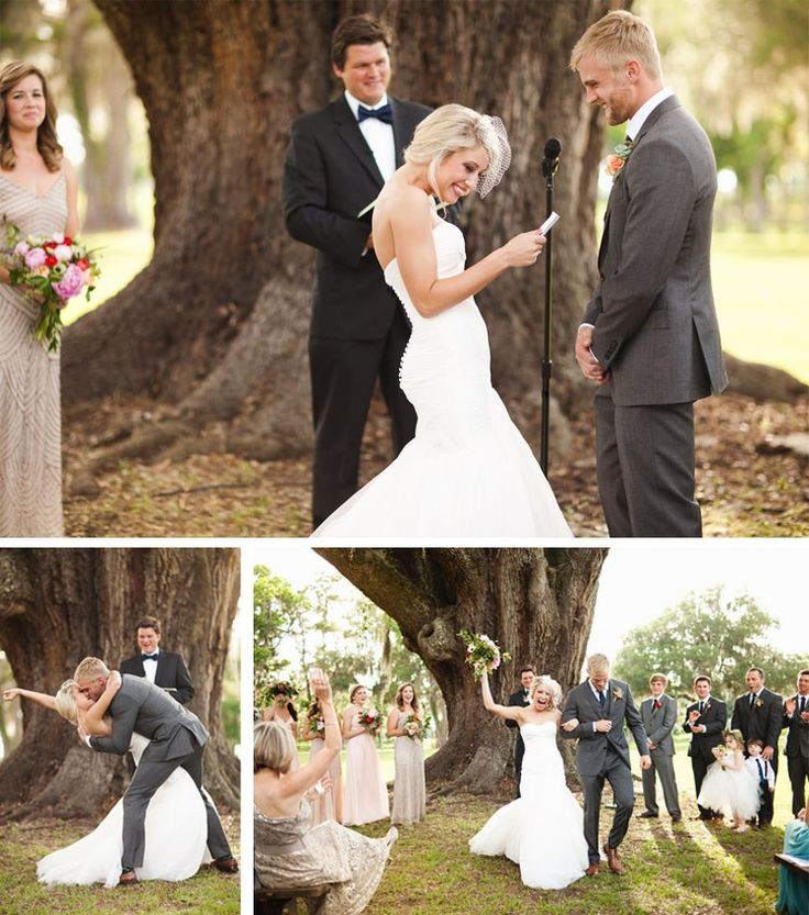 You May Kiss The Bride Fun Reaction More On Http