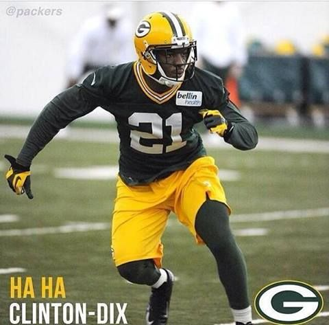 Packers 1st round draft pick Ha Ha Clinton-Dix, from the first day of ...