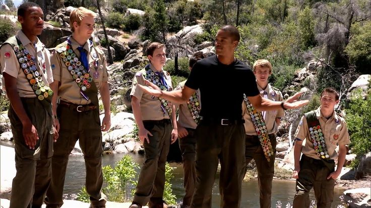 Are You Tougher Than A Boy Scout? - Men on a Mission