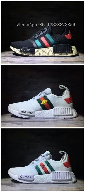8df2ede07 Adidas NMD Gucci Unisex shoes 36~45 WhatsApp:86 13328373859 WeChat:e2shoes
