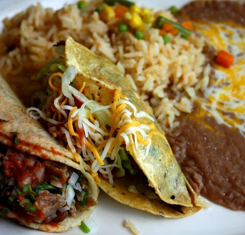 Pacos Tacos right down the street in Westchester, CA. If you love mexican food, this is must try!