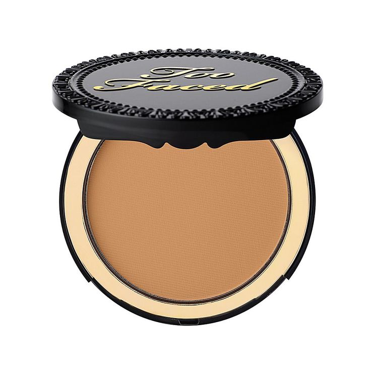 Too Faced Cocoa Powder Foundation - Deep Tan