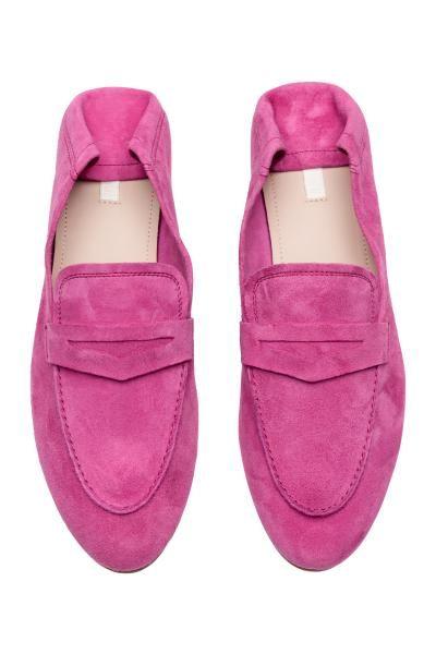 Loafers - Cerise - Ladies | H&M GB 4