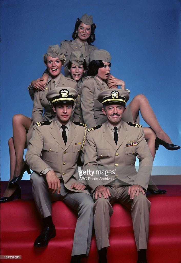 Operation Petticoat with Richard Gilliland, John Astin, Dorrie Thomson, Jamie Lee Curtis, Bond Gideon and Melinda Naud