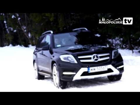 """Safe Winter with Mercedes-Benz & GOPR in Białka Tatrzańska, Poland. // Akcja GOPR i Mercedes-Benz """"Bezpieczna zima"""" w Białce Tatrzańskiej."""