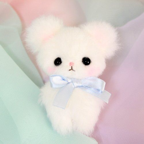Kawaii plush stuffed toys - cuddly and furry friends ♡♡♡