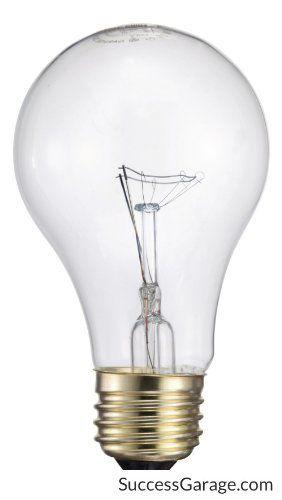 garage door light bulb pack of 2 philips 415430 garage door light bulb. Black Bedroom Furniture Sets. Home Design Ideas