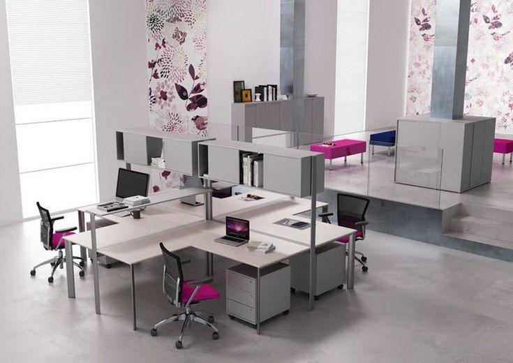 Mobili per ufficio dal design moderno n.35